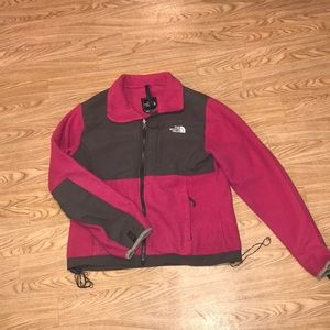 The North Face Denali Style Hot Pink Fleece Zip Up